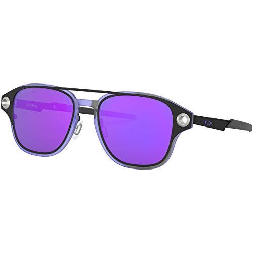 Oakley Men's Coldfuse Polarized Square Sunglasses, Matte Black, 51.9 mm ()