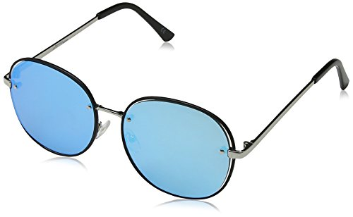 Unisex Silver Adulto de Peepers Blue JPAM017 Sol 60 Gris Jeepers Gafas XBRnBa