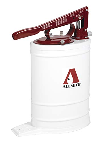 Alemite 7149-4 Multi-Pressure Bucket Pump, Multi-Pressure Bucket Pump, 35 lb Max
