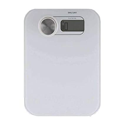 Charge Zero Digital Kitchen Food Weighing Scale With Premium