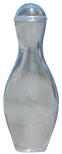 Mini Bowling Pin Candy Container Party Favor 12 Pack (Bowling Pin Party Container compare prices)