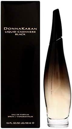 Donna Karan Liquid Cashmere Black women EDP Spray 3.4 oz.