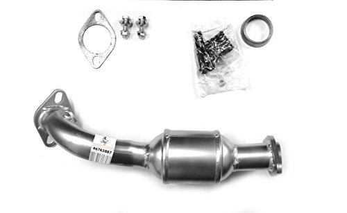 2009-2014 Nissan Murano 3.5L BANK 2 Catalytic Converter TED Direct-Fit Catalytic Converter Fits