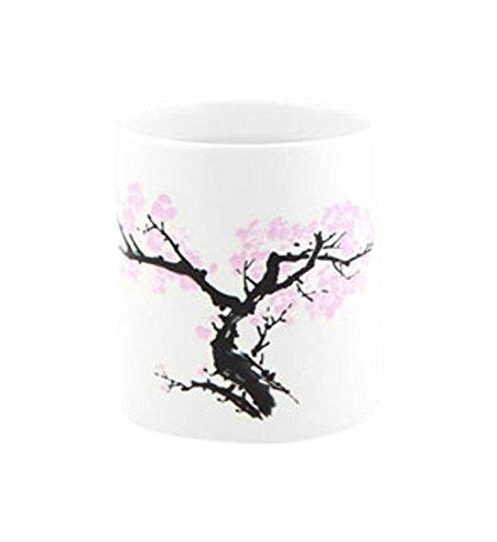 tree blossom morphing coffee beverage
