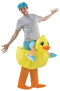 Amazon.com: Airblown Inflatable Rubber Duckie Duck Racer