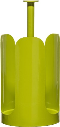 Sagaform 5016478 Form Paper Towel Holder, Green ()