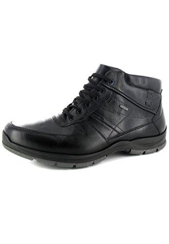 Sale - FRETZ MEN - Sprinter - Herren Boots - Schwarz Schuhe in Übergrößen