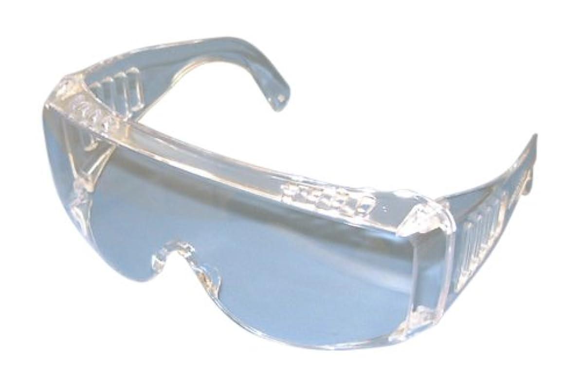 シガレット灰吸い込むOn Dolce クリアー レンズ ゴーグル バイク サバゲー スキー スノボー などに 高品質 耐衝撃 曇り止め メガネ対応 CA001