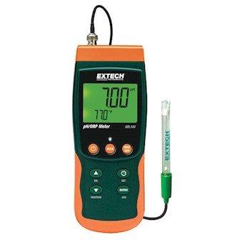 Extech 100 SDL pH/ORP Handheld Meter with - Handheld Meters