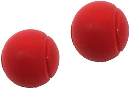 Assorted Colours E-Deals 70mm Soft Foam Tennis Balls