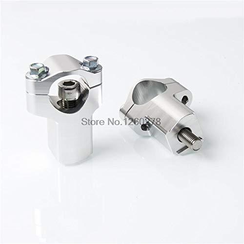 Morsetto di sollevamento per manubrio CNC da 52 mm per KTM 690 Enduro//R//SMC//SMCR 1050 1190 1290 ADVENTURE ABS Enduro