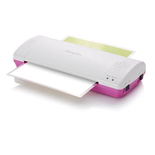 """Swingline Thermal, Plus Lamination Machine, 9"""" Max Warm-Up, Includes Pouches, /"""