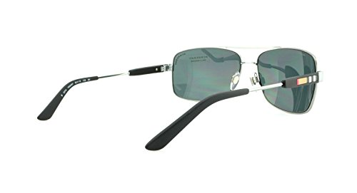 a38ef4f7da Burberry Sunglasses BE 3074 100387 Gunmetal 63mm - Buy Online in ...