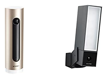 Smarte  Ü berwachungskamera fü r Den Innenbereich - Netatmo Welcome NSC01-EU