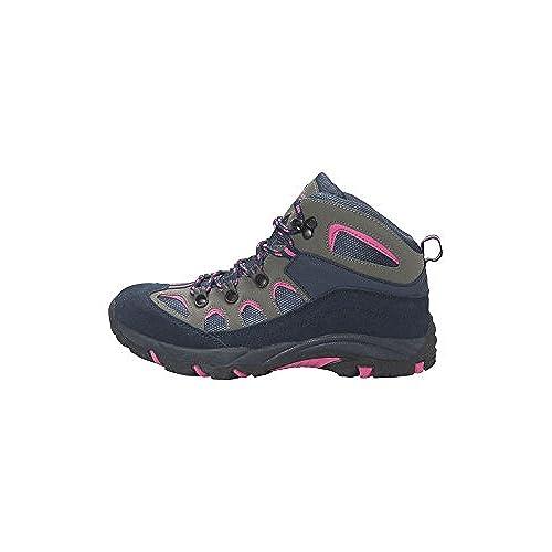 Mountain Warehouse Oscar Kids Walking Boots Girls Children