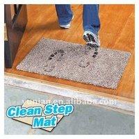 Clean Step Mat Super Absorbent Doormat As Seen On Tv Color B