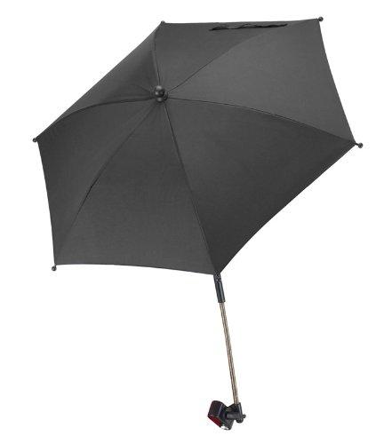 Babidéal 17009600 - Sombrilla universal para carritos de bebé y sillas de paseo (protección UV)
