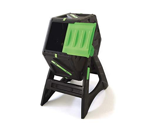 UPP Trommel-Komposter 70L | Roll-Kompostierer | Composter | interne Belü ftung | Sicher vor Ungeziefer | Schnellkomposter UPP Products