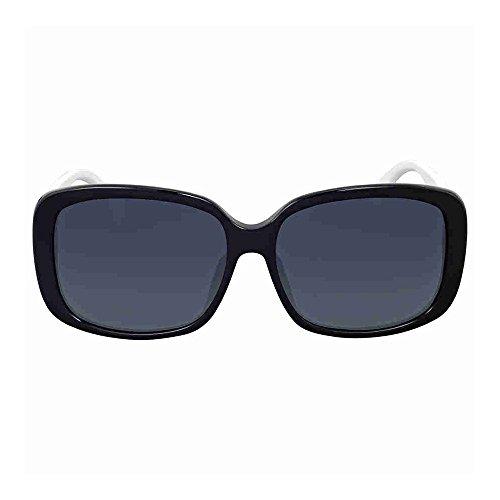Fendi Womens Oversized Sunglasses (Black)