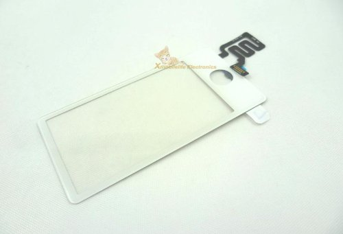 White Color Touch Digitizer Touchpad Glass Screen Panel Home Button Key Flex Ribbon Cable for Ipod Nano 7th Gen 16gb