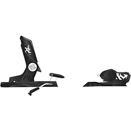 Rossignol 2014 Axial2 120XL Black/White Ski Bindings 100mm Brake