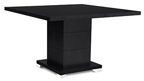 Ford Executive Modern Conference Table in Black Oak Finish - Square (Oak Conference Table compare prices)