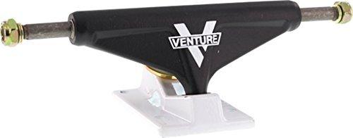 Venture Hi 5.25 Salt N Pepper Skateboard Trucks (Set Of 2)