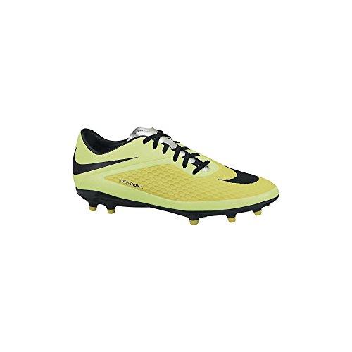 "Nike Botas de fútbol para ""Hyper Venom Phelon FG 38,5Amarillo"