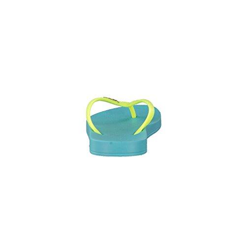 Bleu Blue pour femme Tongs Ipanema Yellow qgtv0