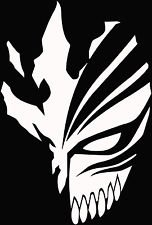 Bleach Mask Anime Vinyl Decal Sticker | Cars Trucks Vans Wal