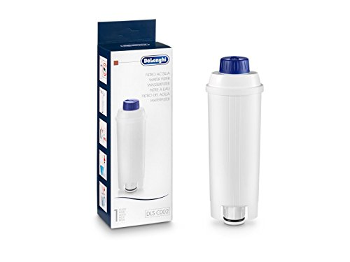 DeLonghi Water Filter DLS C002 Pack (X2) Espresso Bean to Cup Machines (Best Bean To Cup)