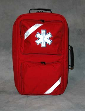 EMS Urban Back Pack Red (case only) Style 911-83311WP