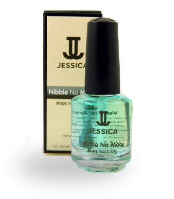 Jessica Nails Nibble No More Treatment - Stops Nail Biting - 0.5oz