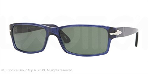 50cf017310 Image Unavailable. Image not available for. Colour  Persol Mens Sunglasses  PO 2747 54mm Blue 181 31