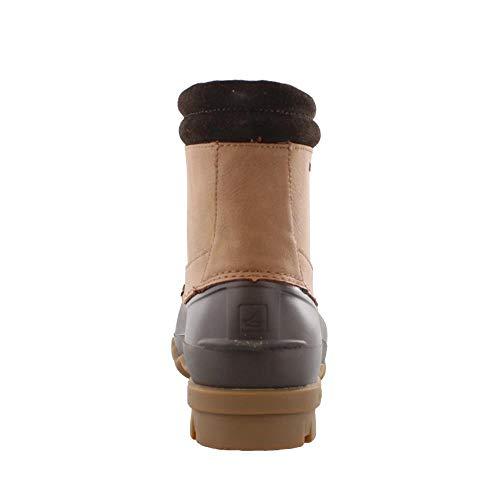 Sperry Men's, Brewster Waterproof Boot TAN Brown 10 M by Sperry (Image #4)