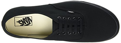 Sneaker – Unisex Adulto Black Vans Authentic Nero vUaqwz5xn