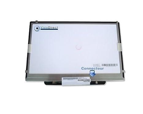 "Pantalla 13.3""LED 1280x800 para ordenador portátil Fujitsu Siemens LifeBook S6410 - Visiodirect -"