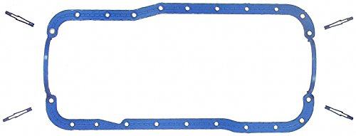 Fel-Pro OS34508R Oil Pan Gasket Set (Ford Oil Pan)