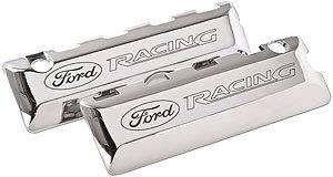 Ford Racing M-6067-50C Chrome Coil Pack Cover for Ford Mustang 5.0L 4V Engine
