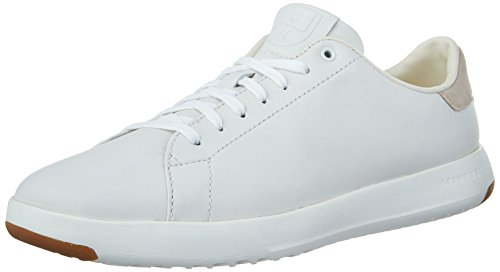 Cole Haan Men's Grandpro Tennis Oxford, White, 10 M US from Cole Haan