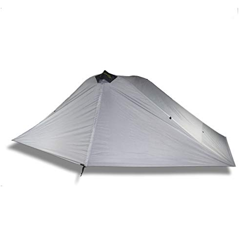 Six Moon Designs Lunar Duo Outfitter 2 Person, Gray Tent, 2018 Version