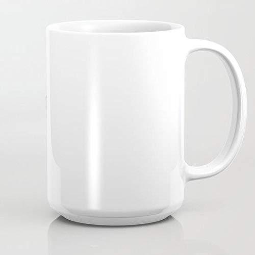 He Just Felt Like Running Standard Mug Mug Coffee Mug Tea Mug - 11 oz Premium Quality printed coffee mug - Unique Gifting ideas for Friend/coworker/loved ones(15 Oz)