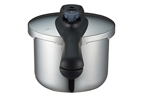 Parukinzoku Quick eco 3-layer bottom switchable pressure cooker 3.5L H-5040 by Parukinzoku (PEARL METAL) (Image #3)