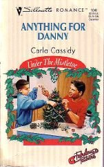 book cover of Anything for Danny