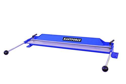 KASTFORCE KF5002 Steel Bending Brake Sheet Metal Bender 28 Inch 18 Ga Capacity