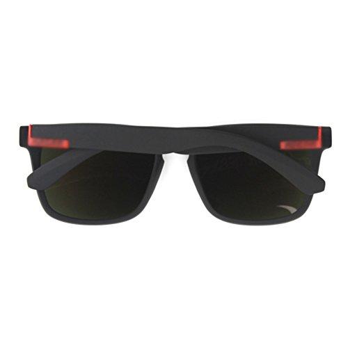 Gafas de Conducción de Gafas Hombre aire Wayfarer Estilo Lvguang al Deporte 8 Polarizado sol libre vPxqwZSZT