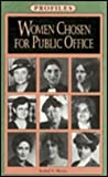 Women Chosen for Public Office, Isobel V. Morin, 188150820X