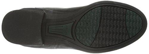 ARIAT Damen Stiefelette HERITAGE III ZIP (mit Reißverschluß vorne), schwarz, 4.5 (37.5)