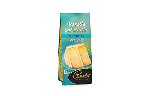 Products Mix Cake (Pamela's Products Gluten Free  Cake Mix, Classic Vanilla, 21 Ounce)