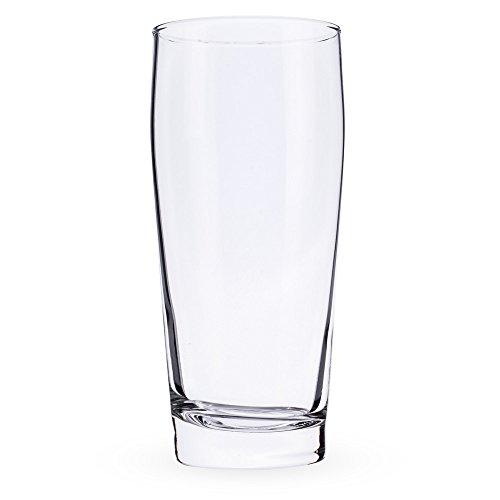 Bormioli Rocco Willi Becher Beer Glass - 16.5 oz